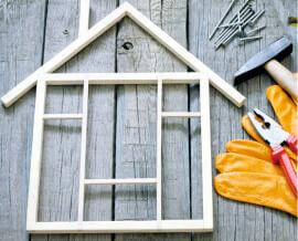 Услуги капитального ремонта жилых и общественных объектов