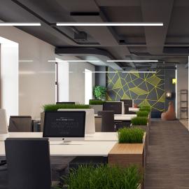 Ремонт офисов, подробная информация о ремонтных работах в офисных помещениях